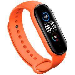 Ремешок для Xiaomi Band 5/6 (Orange)