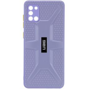 Чехол TPU+PC UAG Samsung Galaxy A31 (лавандовый)