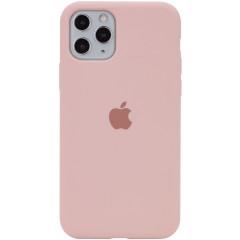 Чехол Silicone Case Iphone 11 Pro Max (розовый песок)