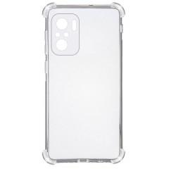 Чехол усиленный для Xiaomi Redmi Note 10 (прозрачный)