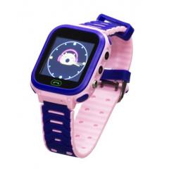 Детские смарт-часы T18 (Pink)
