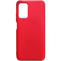 Чехол Silicone Case Poco M3/Redmi 9T (красный)