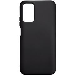 Чехол Silicone Case Poco M3/Redmi 9T (черный)