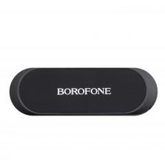 Автомобильный держатель магнитный Borofone BH28 Black (Черный)