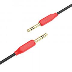 AUX кабель Hoco UPA11 3.5mm 1m (Red)