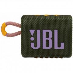 Bluetooth колонка JBL GO 3 (Green) JBLGO3GRN