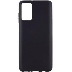Чехол cиликоновый Epic Xiaomi Redmi Note 10 (черный)