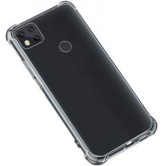 Чехол усиленный для Xiaomi Redmi 9С (прозрачный)