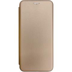 Книга Premium Samsung Galaxy A02 (золотой)