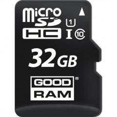 Карта памяти Goodram micro SDHC UHS-I 32gb (10cl)  M1A0-0320R12