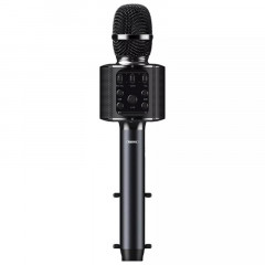Караоке микрофон-колонка Remax K05 (Black)