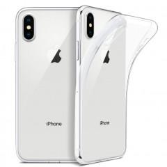 Чехол Molan Cano Silicone iPhone Xs Max (прозрачный)