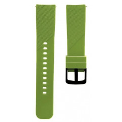 Ремешок для Xiaomi Amazfit 20-22mm (Dark Green)