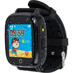 Детские умные часы AmiGo GO001 iP67 (Black)