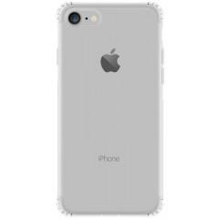 Чехол cиликоновый Getman iPhone 7/ 8 (прозрачный)
