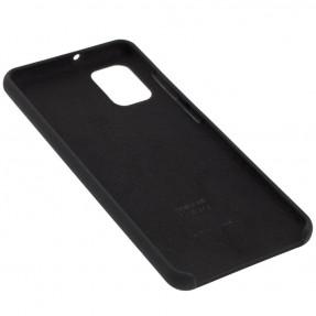 Чехол Silky Samsung Galaxy A31 (черный)