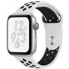 Ремешок Sport Nike+ для Apple Watch 42/44mm (белый/черный)
