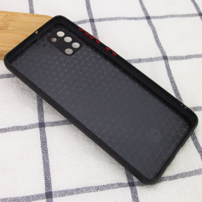 Чехол TPU+PC UAG Samsung Galaxy A31 (черный)
