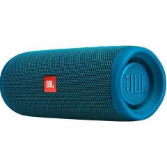 Bluetooth колонка JBL Flip 5 Eco (Blue) JBLFLIP5ECOBLU - Original