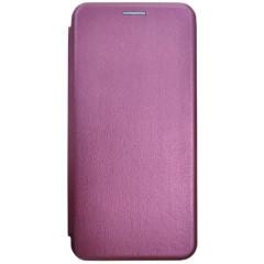 Книга Premium Samsung Galaxy A02 (бордовый)
