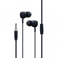 Вакуумные наушники-гарнитура Borofone BM34 (Black)