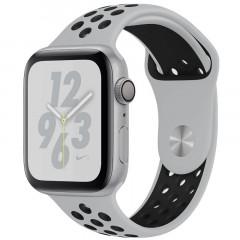 Ремешок Sport Nike+ для Apple Watch 42/44mm (серый/черный)