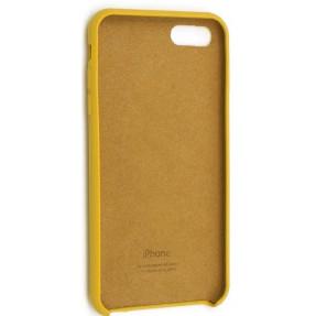 Чехол Silicone Case iPhone 7/8/SE 2020 (горчичный)