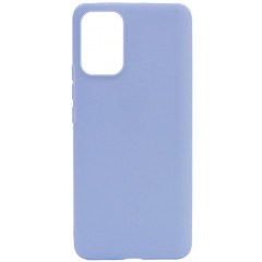 Чехол Candy Xiaomi Redmi Note 10 Pro (голубой)