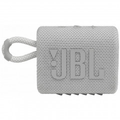 Bluetooth колонка JBL GO 3 (White) JBLGO3WHT