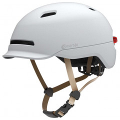 Умный шлем Smart4u City Qingqi SmartHelmet (White)