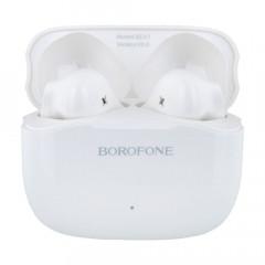 TWS наушники Borofone BE47 Perfecto (White)