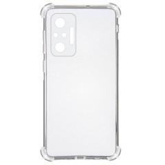 Чехол усиленный для Xiaomi Redmi Note 10 Pro (прозрачный)